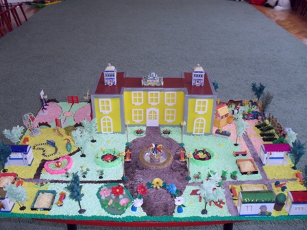 Поделка мой детский садик 158